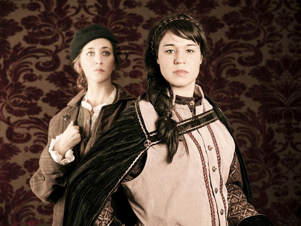 Portia & Nerissa,