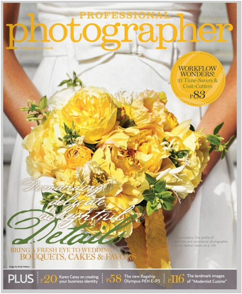 Professional Photographer Magazine - Feature