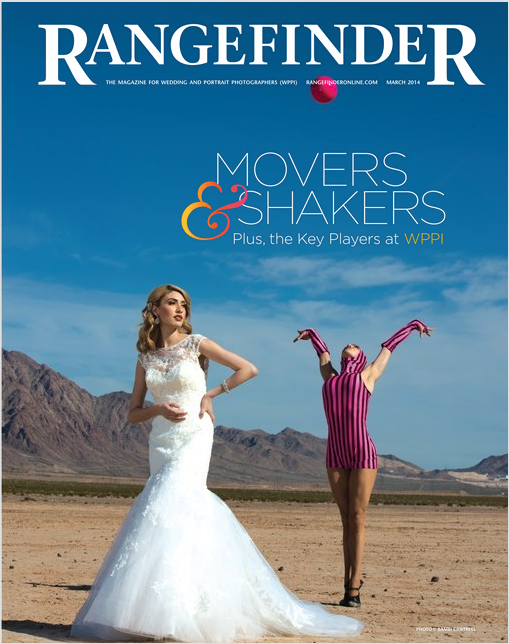 Rangefinder Magazine - Feature