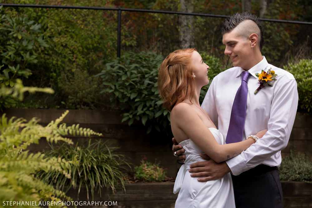 Ben and Nicole Penner, Chilliwack Elopement Photography, British Columbia Photography, 2014.