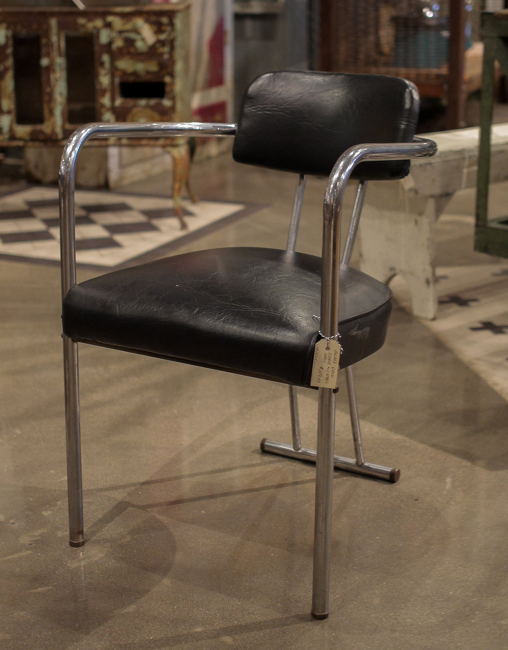 Black Deco Chair with Steel Legs.jpg