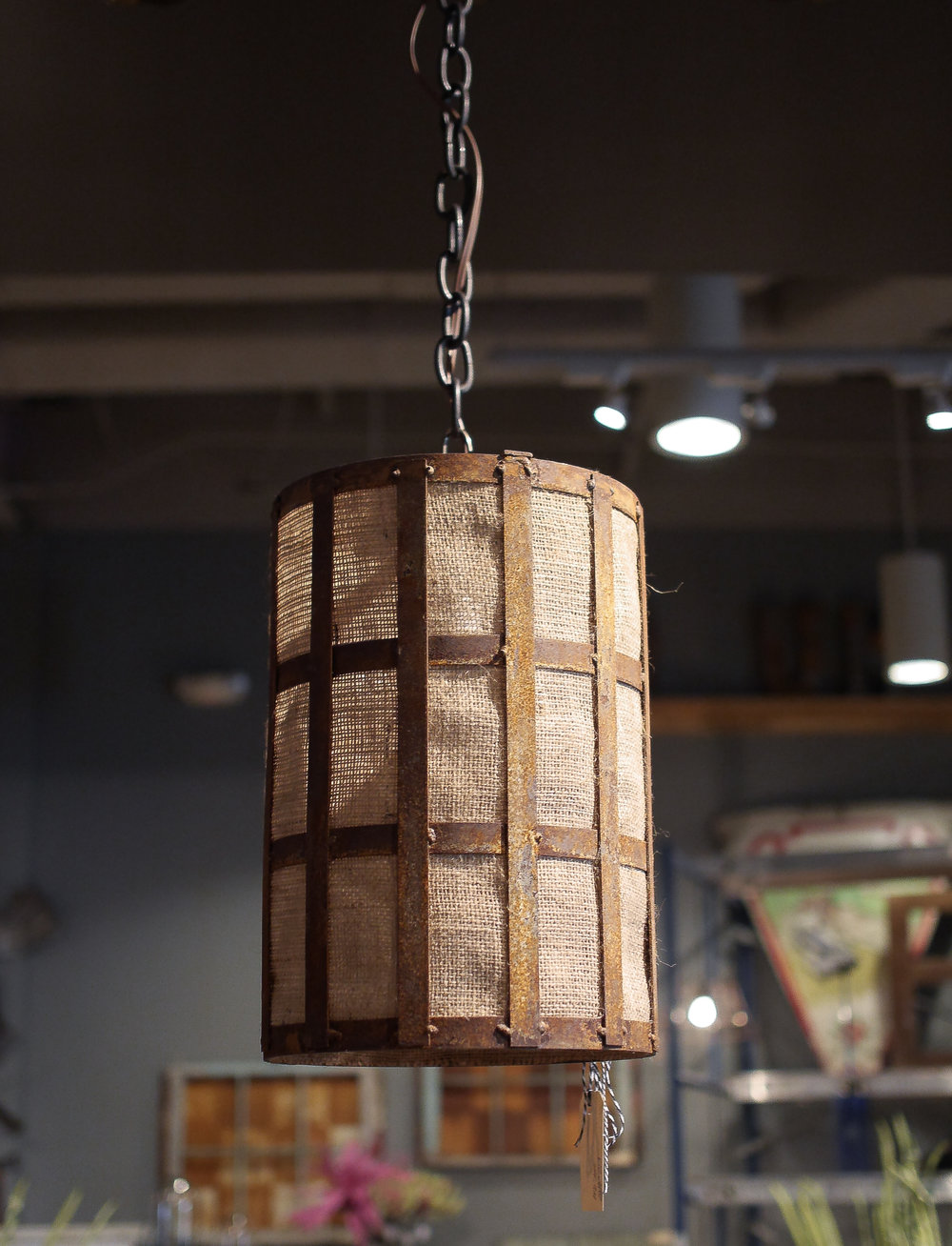 Burlap Cyndicular Rusitc Light.jpg