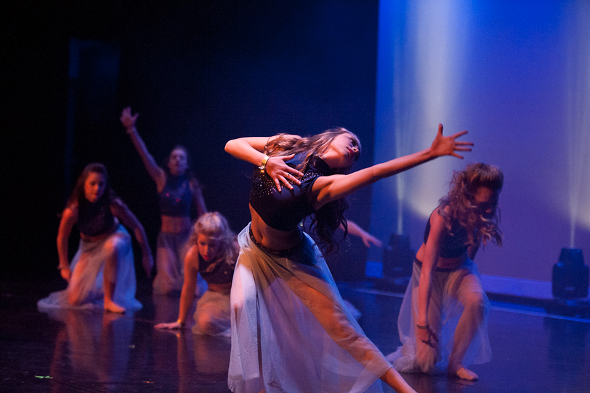 Bottom of the River.  Massey Dance Productions.