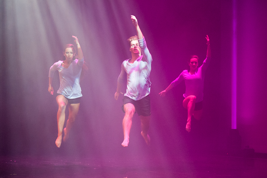 If Tonight . Choreographed by Jennifer Parsley.