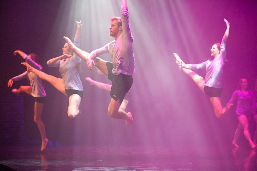 If Tonight. Choreographed by Jennifer Parsley.