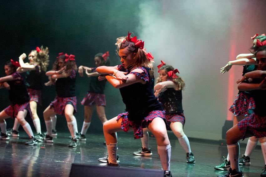 The Haunting.  Heidi Knight School of Dance.
