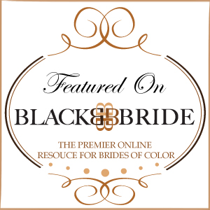 Please click above to see our feature on www.blackbride.com!
