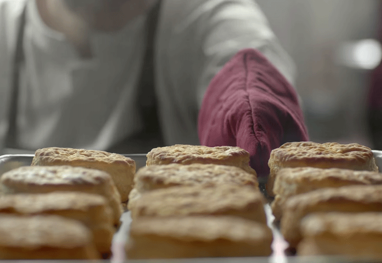 Made From Scratch Biscuits Refresh Campaign