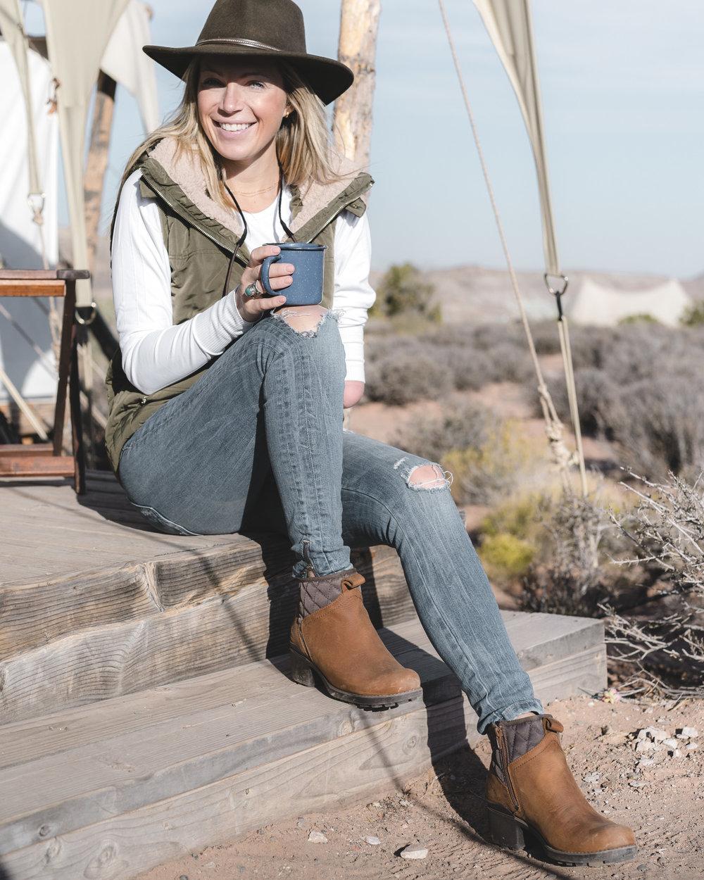 21c270c7768771 Day-to-night adventure boots  Yes. — Sarah Herron