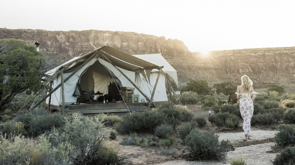 Under canvas moab -