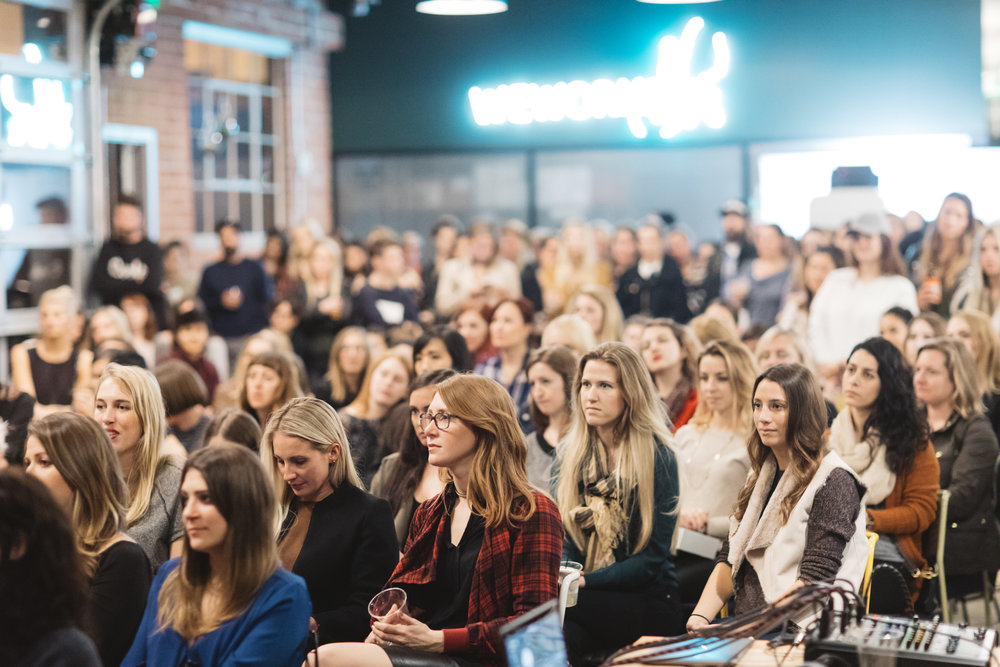 SheLift Fundraiser Event + Women's Panel -