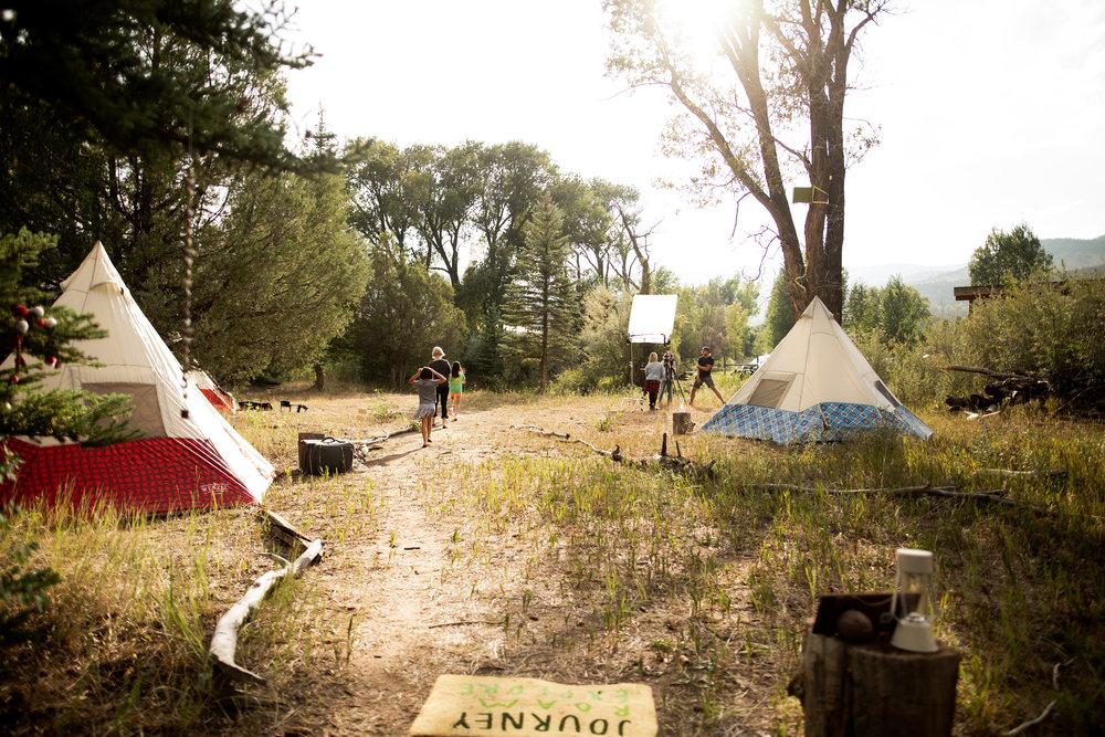 Glamping Retreat Colorado -