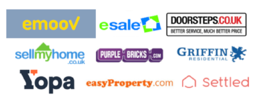 The UK top 10 online estate agents as reviewed by The House Shop - click to read full article