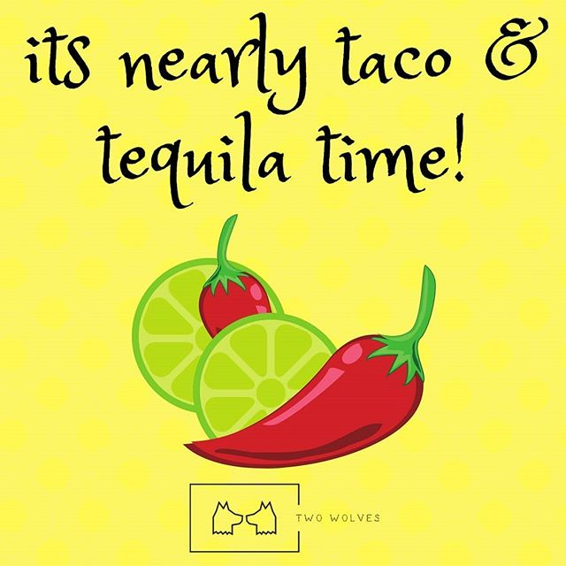 My favourite time of the week! 🌮🍸 #taco #tequila #cantina #charity