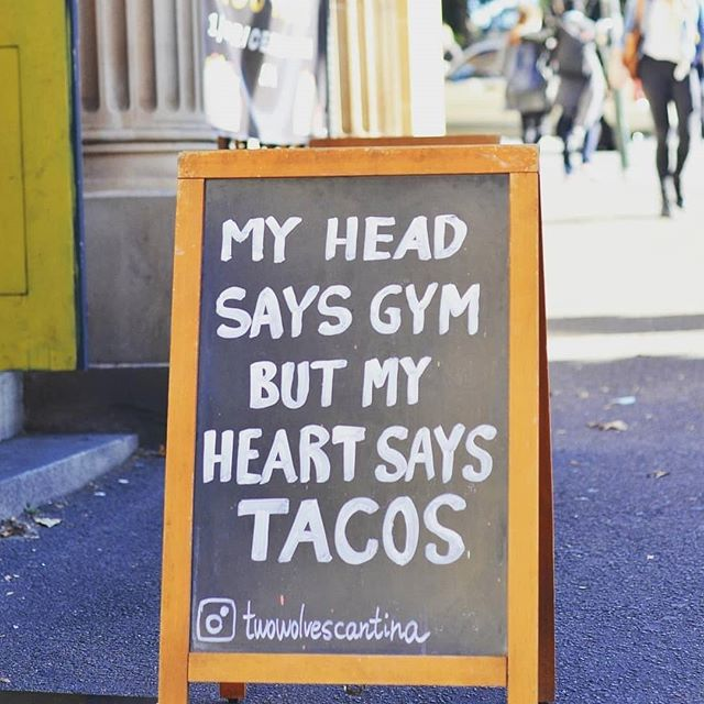 Its Saturday the gym can wait! Come down for some tasty tacos and a margarita 😁 #charity #jesuits #cantina #yummm