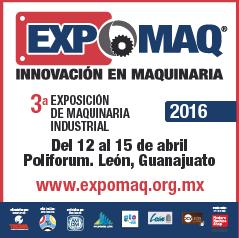 EXPOMAQ 2016, poliforum león  tarifas desde $649.00 con impuestos incluidos