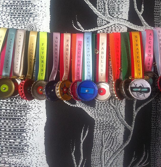 HoFT Medals