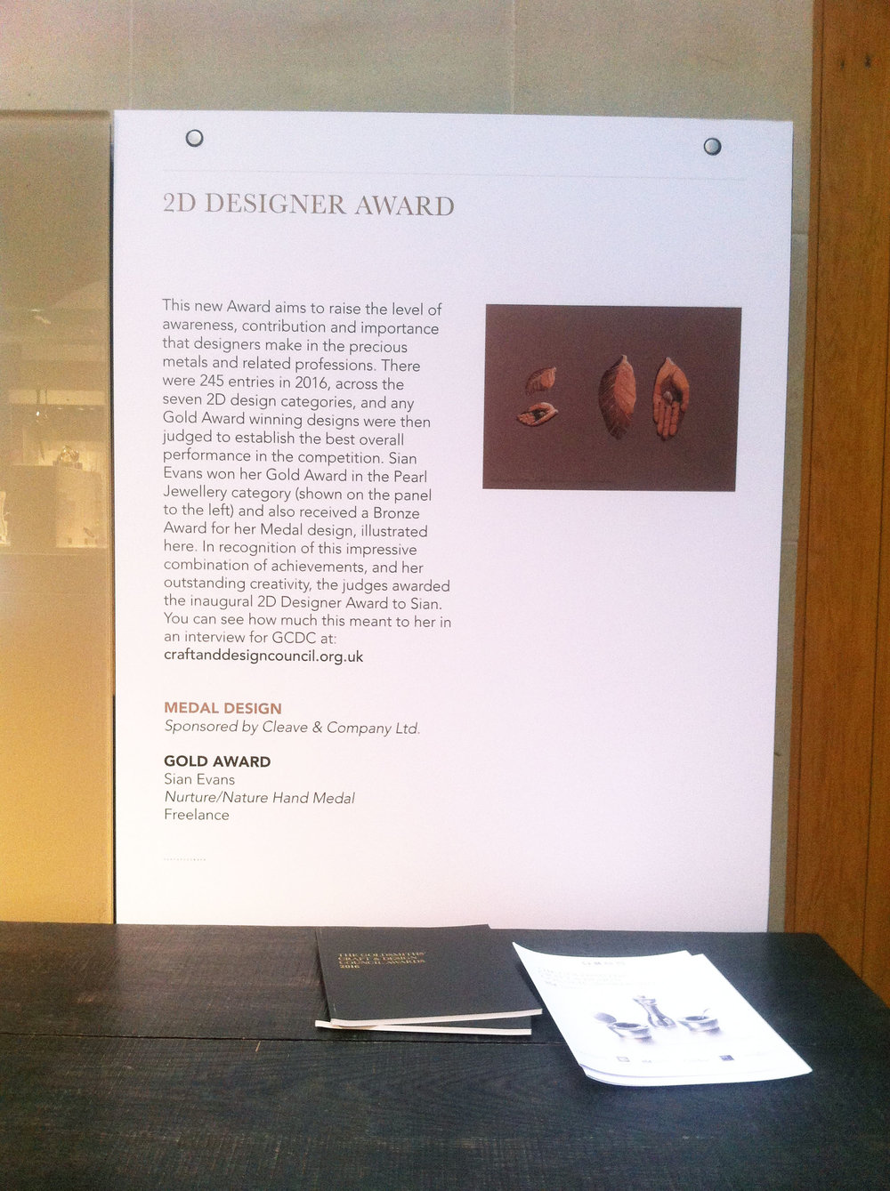 2D designaward at goldsmiths.jpg