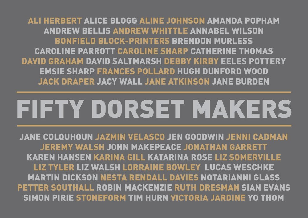 50DorsetMakers