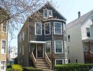 3243 N. Hamlin Ave. Chicago  2 unit multifamily building Quick resale of prior purchase (flip) Seller representation