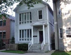 2068 N. Campbell Ave. Chicago 3 unit multifamily building Buy/hold for investment Seller representation
