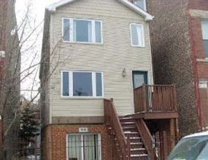 1519 W. Chestnut St. Chicago  2 unit multifamily building Buy/hold for investment Buyer representation
