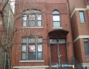 1635 W. Lemoyne Ave. Chicago 2 unit multifamily building Value-add, rehab site Buyer representation