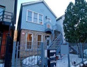 1641 W. Ohio St. Chicago  2 unit multifamily building Moderate rehab-flip Seller representation