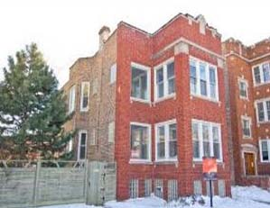 2525 W. Gunnison St. Chicago 2 unit multifamily building Buy/hold for investment Seller representation