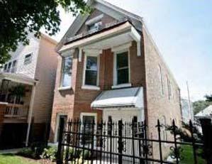 2834 N. Hamlin Ave. Chicago 2 unit multifamily building Moderate rehab-flip Seller representation