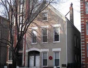 1814 W. Thomas St. Chicago 4 unit multifamily building Buy/hold for investment Seller representation