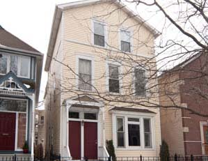 1329 W. Wellington Ave. Chicago 2 unit multifamily building Owner's duplex unit Seller representation