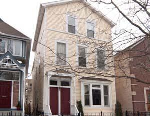 1329 W. Wellington Ave. Chicago 2 unit multifamily building Owner's duplex unit Seller representation