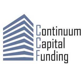 continuum capital funding logo