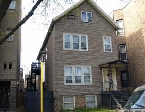 929 W. Altgeld St. Chicago 5 unit multifamily building Tear down / redevelop to condoS Buyer representation