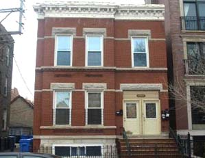 1012 N. Honore St. Chicago 5 unit multifamily building Tear down / REDEVELOP TO CONDOS Seller representation