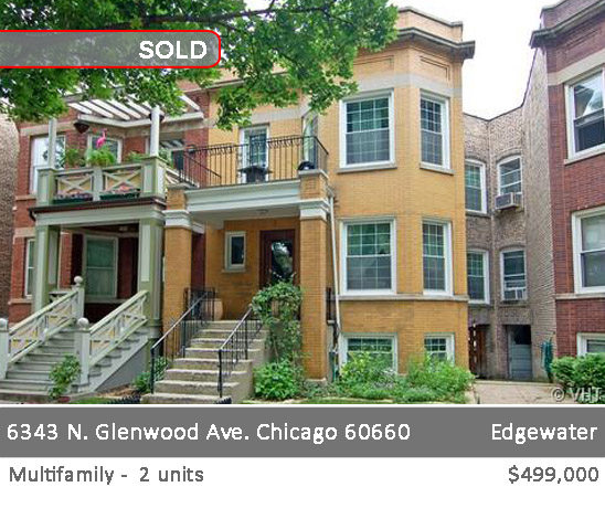 6343 n glenwood ave, chicago multifamily for sale