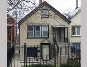 2421 W. Walton St. Chicago| 2 unit multifamily building TEAR DOWN / REDEVELOP TO CONDOS Buyer representation
