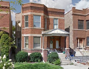 3824 N. Claremont Ave. Chicago 2 unit multifamily building Redevelopment / convert to single family Buyer Representation