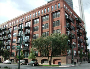 520 W. HURON ST. CHICAGO LOFT BUILDING CONDO PURCHASE FOR PRIMARY RESIDENCE BUYER REPRESENTATION