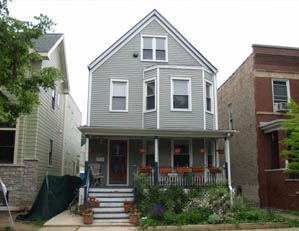 3931N. CLAREMONT AVE. CHICAGO 2 UNIT MULTIFAMILY BUILDING REDEVELOPMENT / CONVERT TO SINGLE FAMILY SELLER/BUYER REPRESENTATION