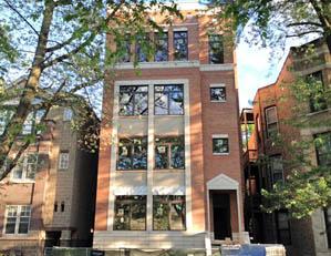929 W. ALTGLED ST. CHICAGO 4 UNIT CONDO BUILDING PROJECT SALES & MARKETING DEVELOPER REPRESENTATION