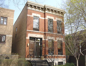 1855 N. DAYTON ST. CHICAGO   SINGLE FAMILY HOME VALUE-ADD / REDEVELOPMENT   DEVELOPER REPRESENTATION