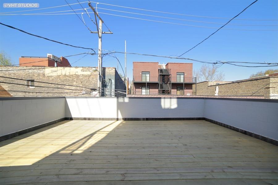 Example Garage Roof Deck