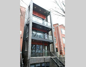 1110 N. Marshfield Ave. CHICAGO   3 UNIT CONDO BUILDING PROJECT SALES & MARKETING   DEVELOPER REPRESENTATION