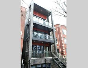 1110 N. Marshfield Ave. CHICAGO 3 UNIT CONDO BUILDING PROJECT SALES & MARKETING DEVELOPER REPRESENTATION