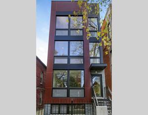 877 N. hermitage Ave.CHICAGO 3 unit condo building project sales & marketing developer REPRESENTATION