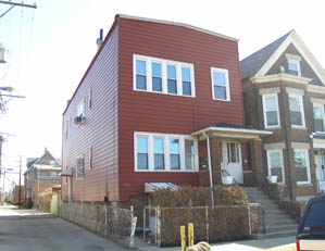 1615 W. Wolfram St. CHICAGO 3 UNIT MULTIFAMILY BUILDING value-add / investment buyer REPRESENTATION