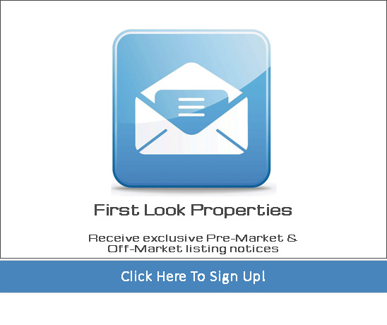 sign up form to receive new listings by email