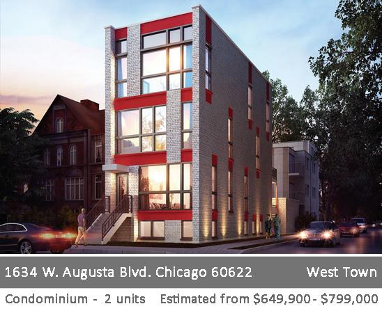 1634 w augusta, chicago, condos for sale